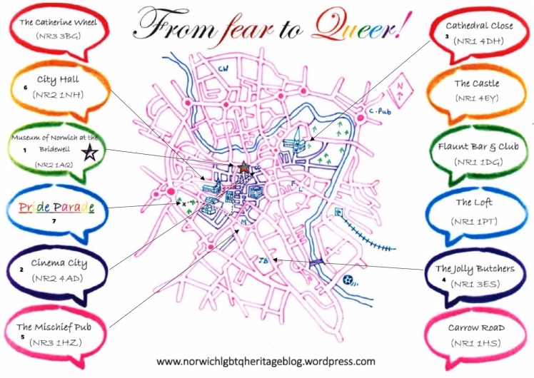 From Fear to Queer Trail